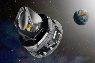 The European Space Agency's Planck space telescope