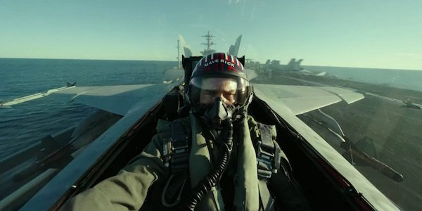 The Top Gun: Maverick Trailer Puts Tom Cruise Back In The Cockpit