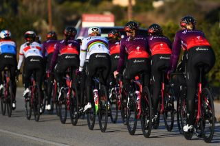 2021 training camp in Costa Blanca for SD Worx