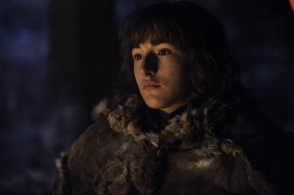 Isaac Hempstead Wright plays Bran Stark in Game Of Thrones