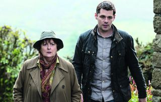 Vera has to handle a particularly sensitive case this week ...