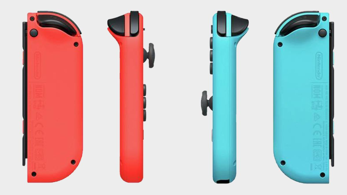What if the Nintendo Switch Joy-Con was extra wide?