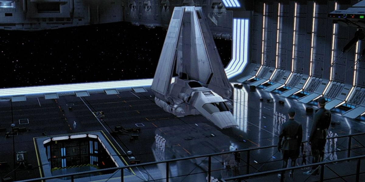 Death Star Docking Bay