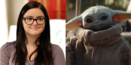 Ariel Winter In A Crop Top Knows She's Cute Just Not 'Baby Yoda Cute'