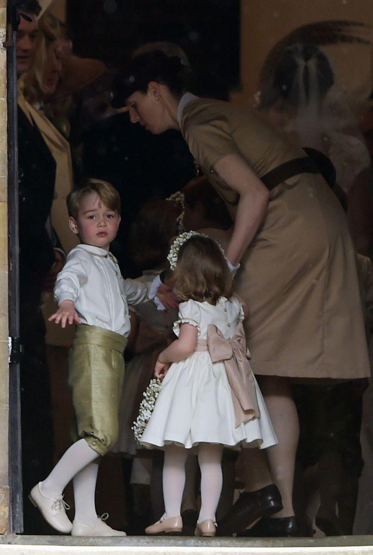 prince george nanny