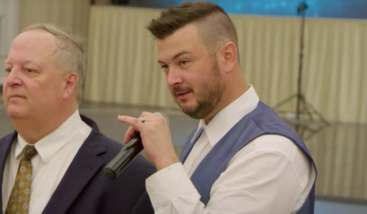Charlie's wedding reception rant 90 Day Fiance TLC