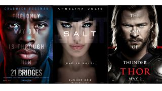 Movie poster trend