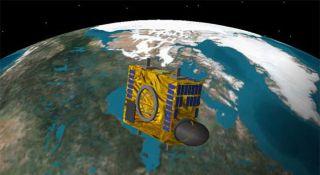 Small Satellite Designed to Spot Big Bad Asteroids
