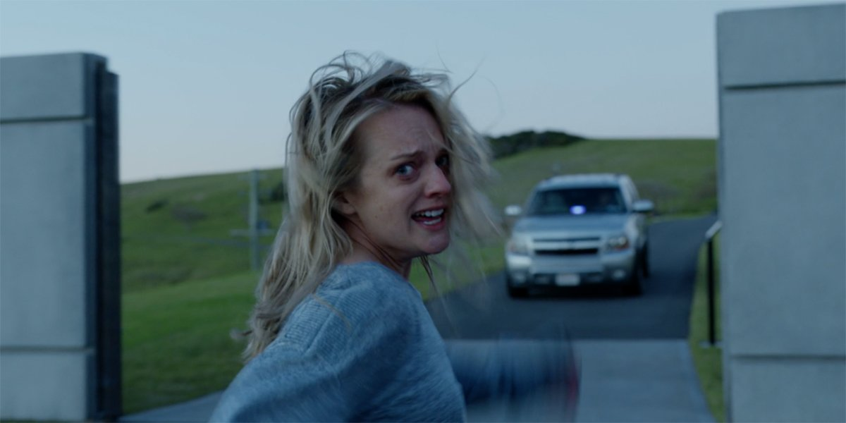 How Elisabeth Moss Felt Pulling Off The Crazy Invisible Man Fight Scenes