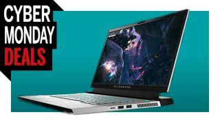 Dell Alienware m15 R3 gaming laptop deals header