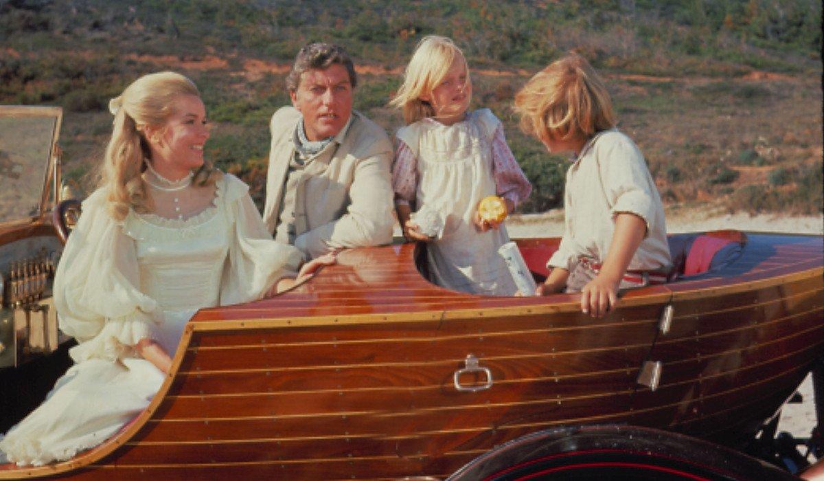 Dick Van Dyke in Chitty Chitty Bang Bang