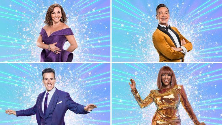 Strictly Come Dancing 2021 Judges Shirley Ballas, Craig Revel Horwood, Anton Du Beke and Motsi Mabuse