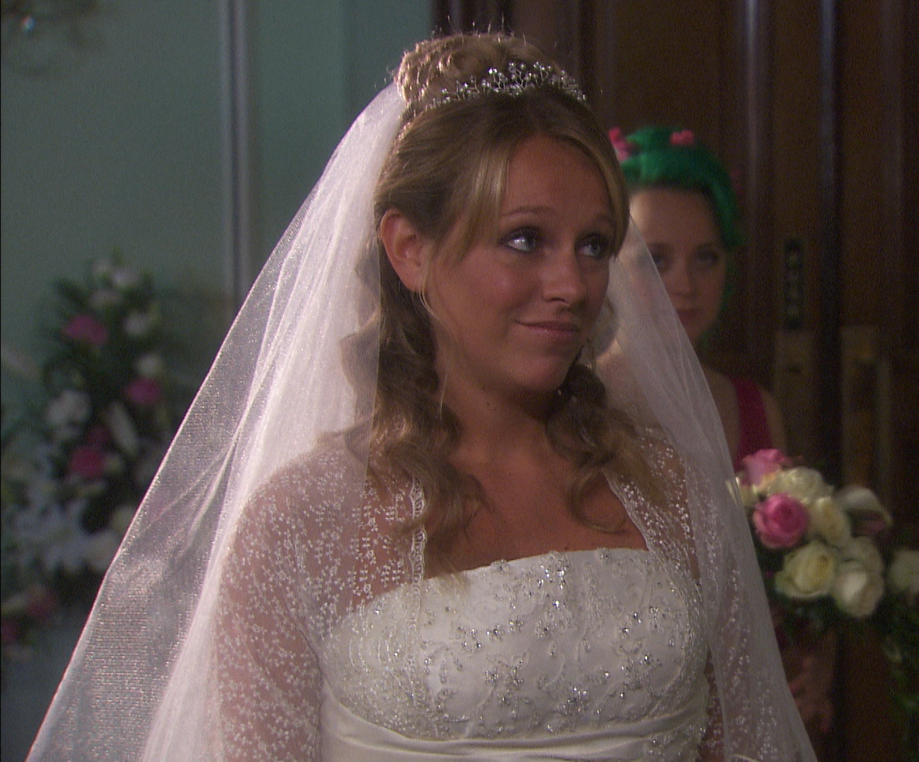 Doctors' Sophie: 'Cherry is a real bridezilla'