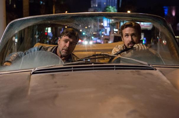 he Nice Guys Russell Crowe Ryan Gosling