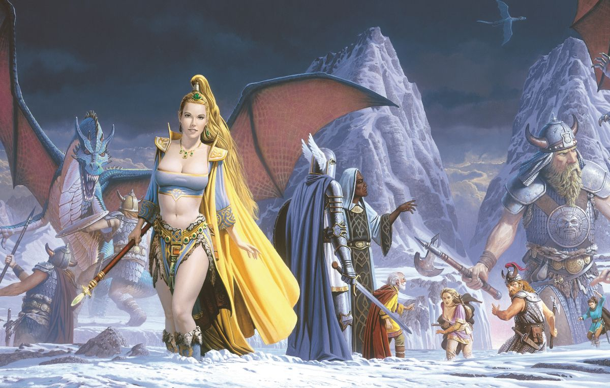 Our 7 favorite stories of death and adventure from 20 years of Everquest