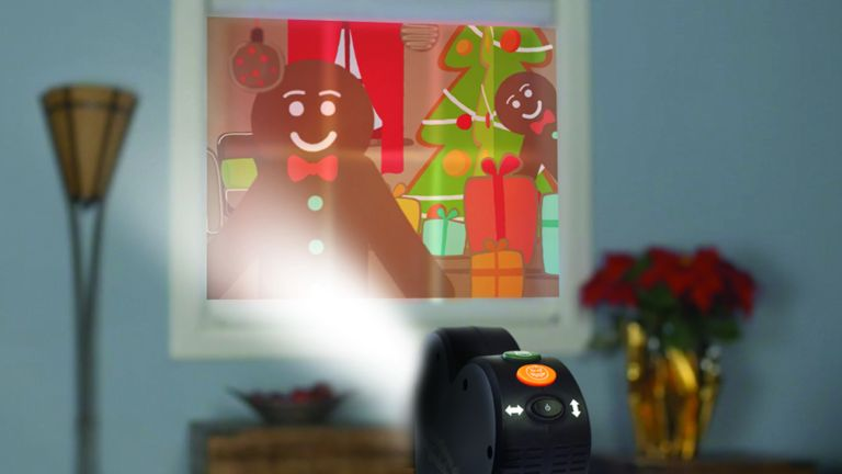 . The best Christmas decorations 2017 for a high tech and super