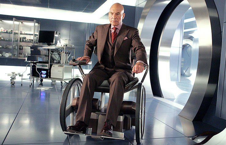 Patrick Stewart nearly turned down the role of Professor Xavier in X-Men