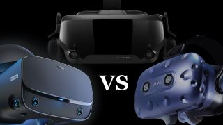 Valve Index vs HTC Vive Pro vs Oculus Rift S: the VR headset