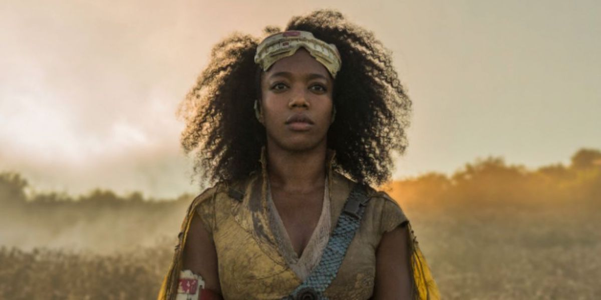 Star Wars: The Rise Of Skywalker Star Naomi Ackie Reveals New Character Details For Jannah