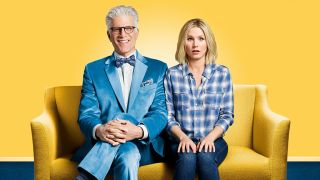 The Good Place has entered its fourth and final season. Image Credit: Netflix