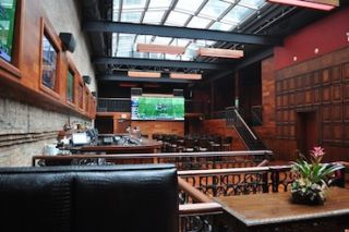 Martin Audio Installed in Downtown Chicago Sports Nightclub