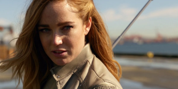 Caity Lotz As Sara Lance Legends Of Tomorrow