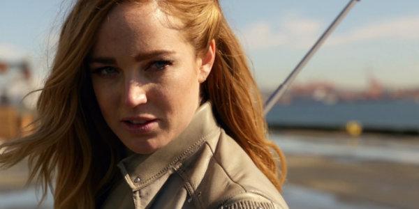 Caity Lotz As Sara Lance Legends Of Tomorrow