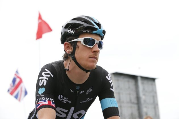 Thumbnail Credit (cyclingweekly.co.uk): The Welshman is currently training with Chris Froome in South Africa before he makes his 2017 European debut at Tirreno-Adriatico