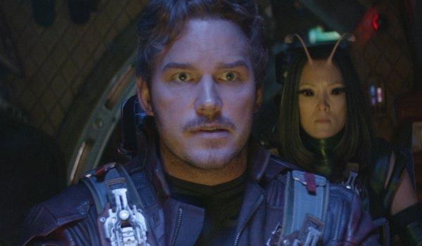 Star lord Avengers Infinity War