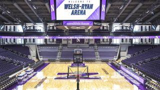 VITEC's EZ TV IPTV and Digital Signage Solution for Sports Venues was recently installed in the Welsh-Ryan Arena at Northwestern University.