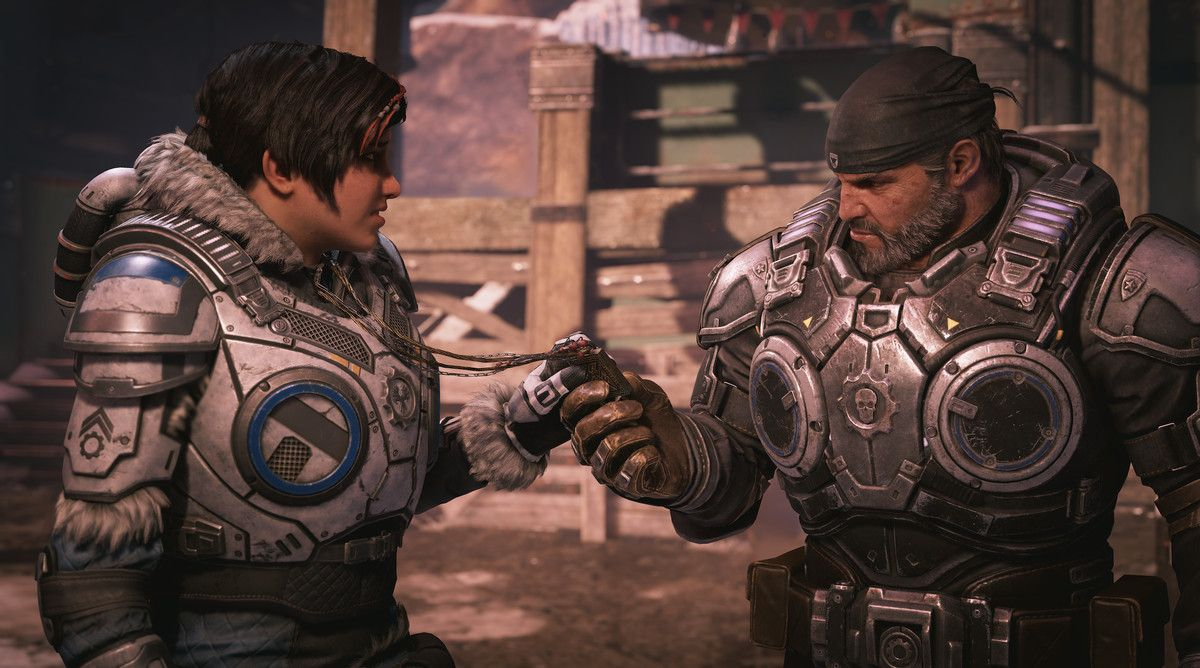 Gears 5 players are getting rewards for putting up with Early Access problems