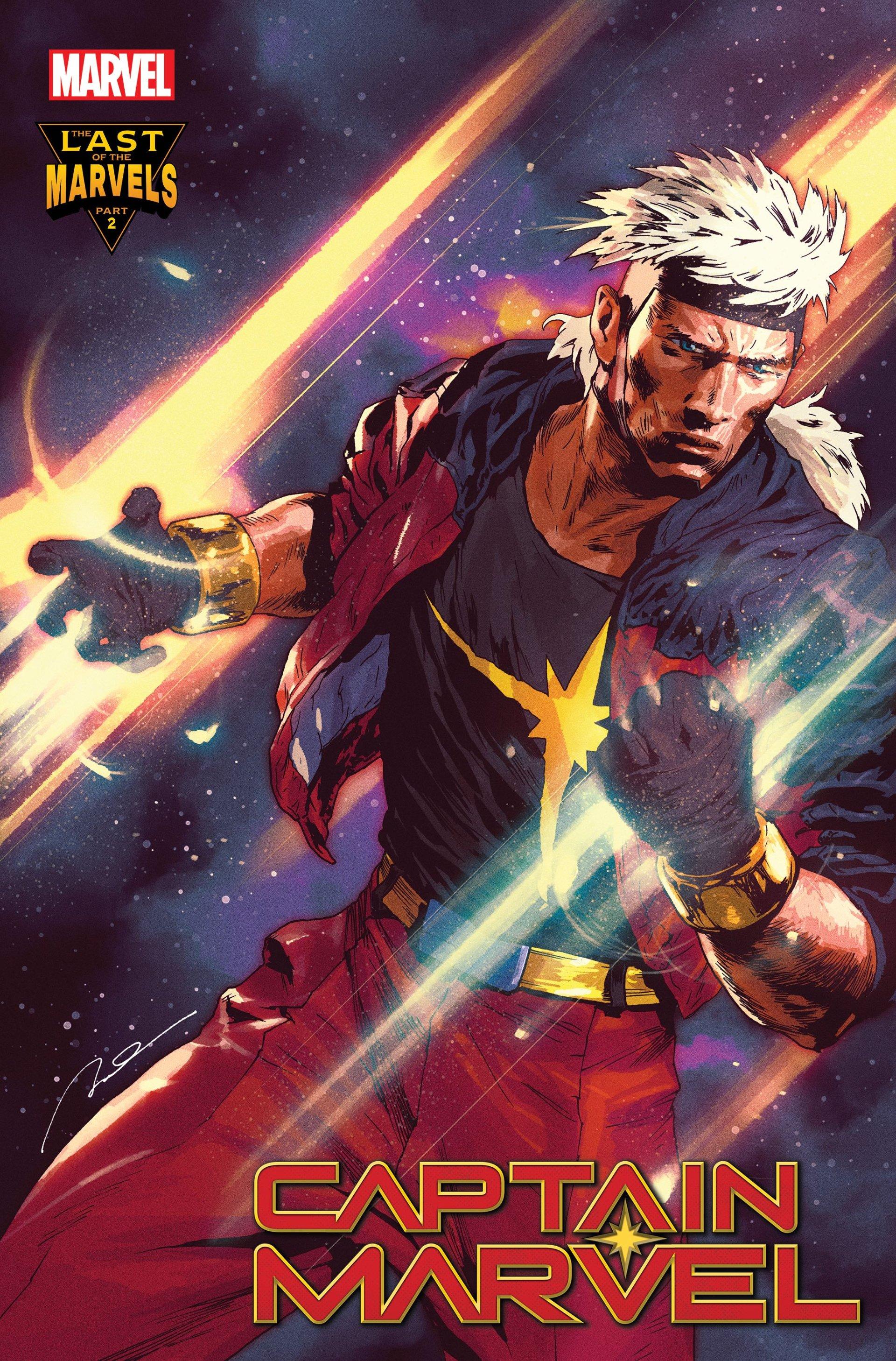 Capitana Marvel # 33
