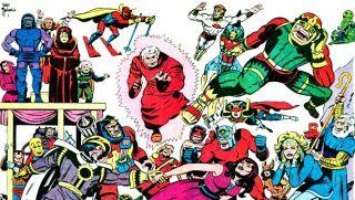 Exploring the creativity and poignancy of Jack Kirby's Fourth World Saga