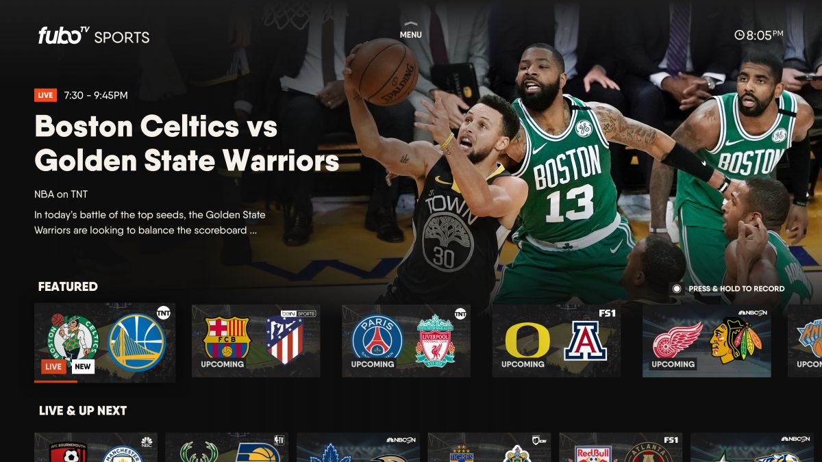 What Is fuboTV? Cost, Channels and Availability | Tom's Guide