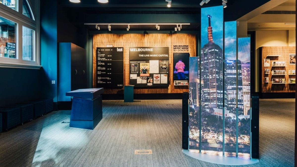 NanoLumens LED Displays Illuminate Melbourne's Historic Town Hall