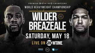 Wilder vs Breazeale live stream boxing