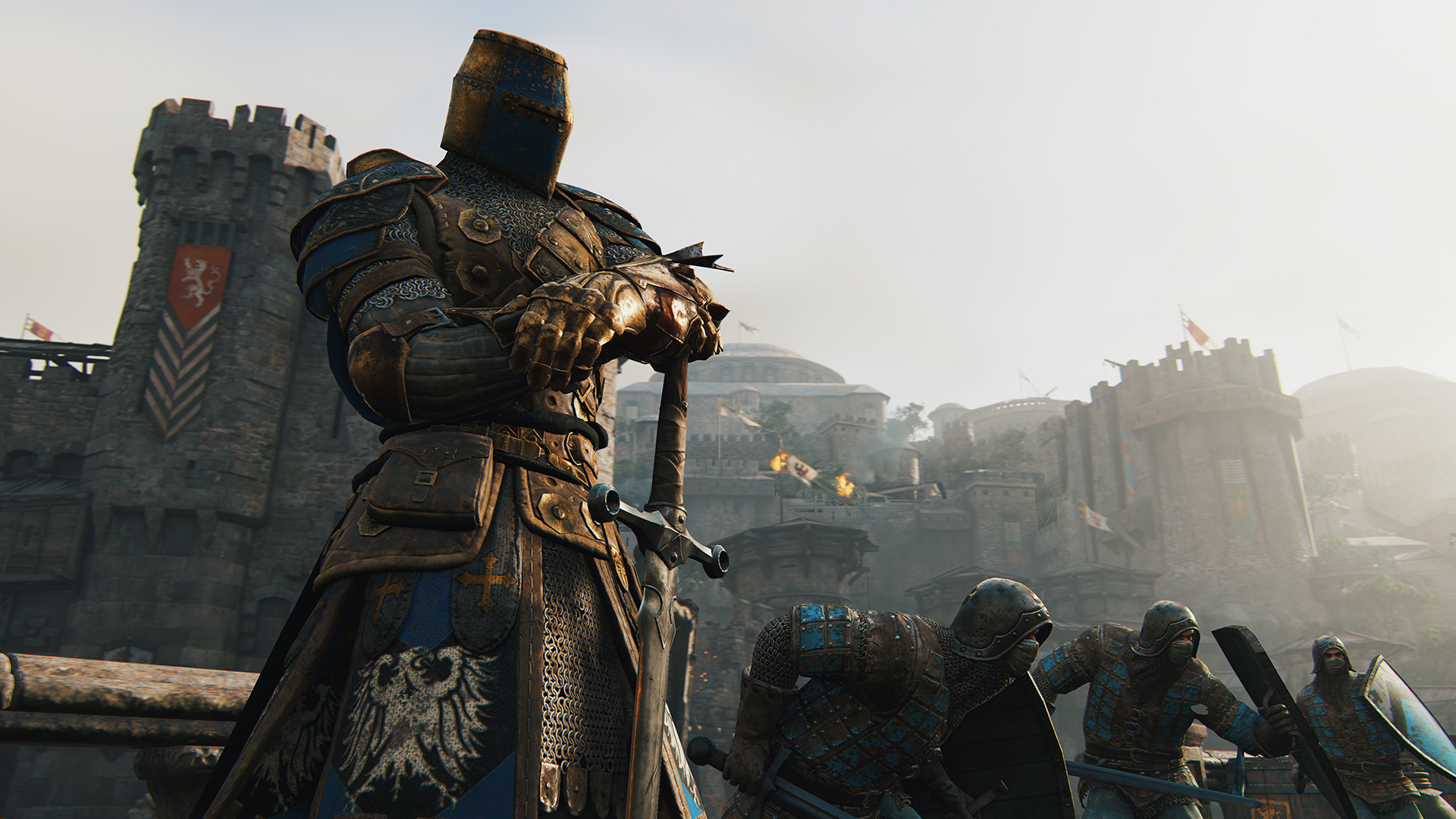 For Honor players did the math on its microtransactions and aren't
