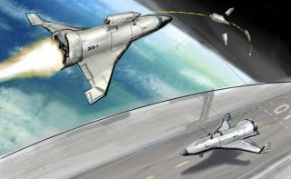 US Military Is Close to Selecting Builder for XS-1 Space Plane