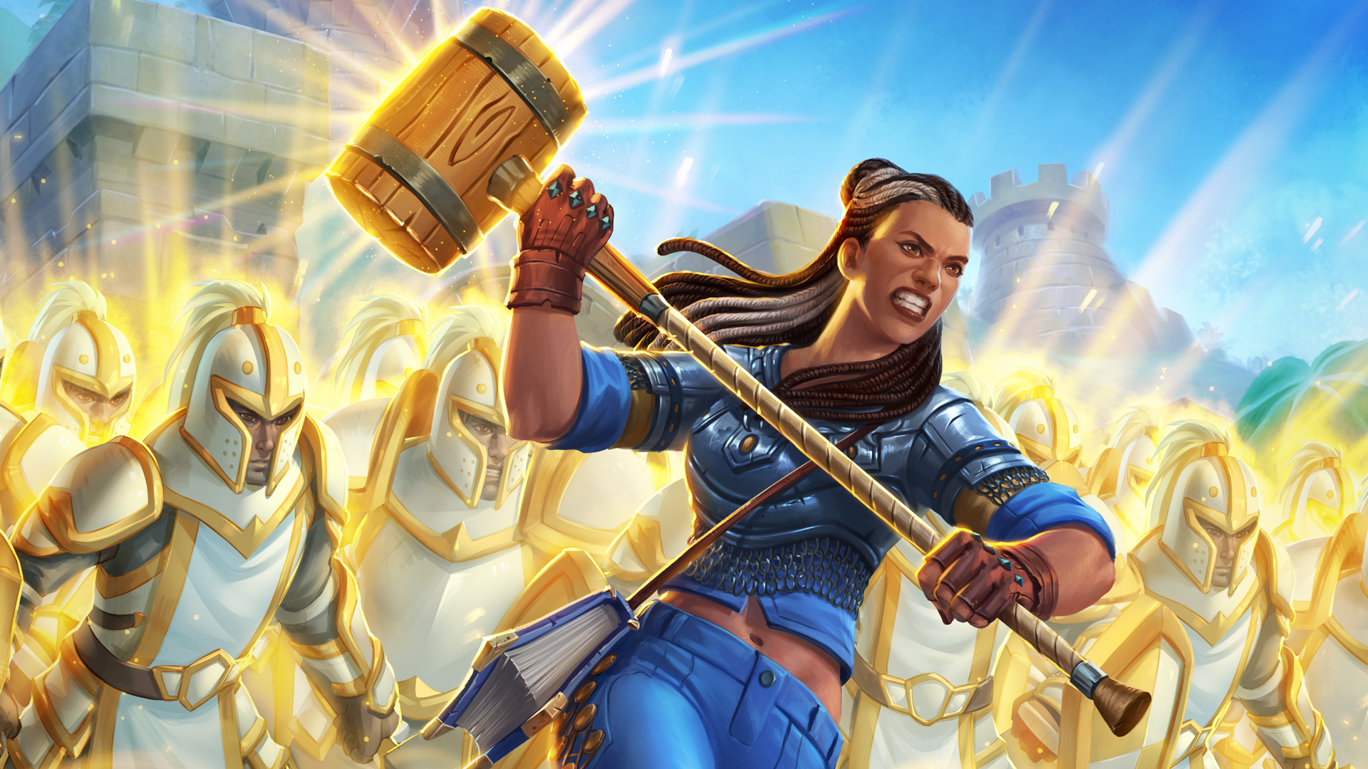 Hearthstone: Forged in the Barrens card reveal – Conviction