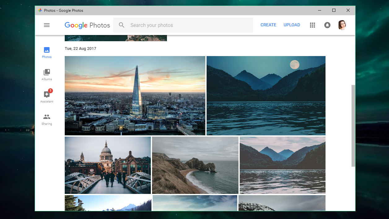 Google Photos is now available as a desktop app – sort of