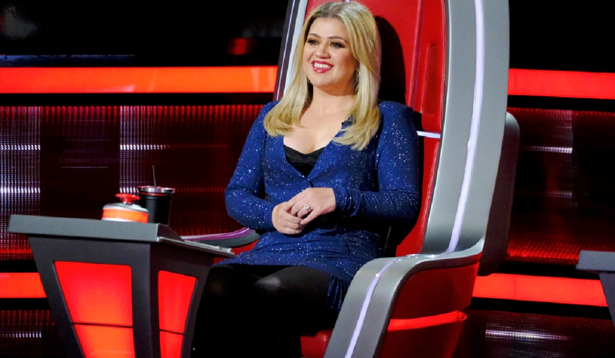 Kelly Clarkson The Voice NBC