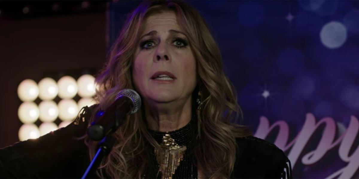 Rita Wilson presents for the first time since coronavirus diagnosis