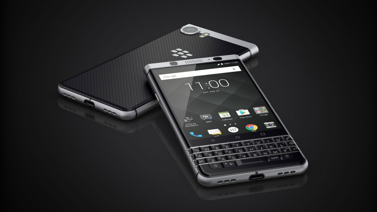 BLACKBERRY WORLD 2020 cover image