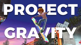 Project Gravity - a new snowboarding game from the creator of SSX