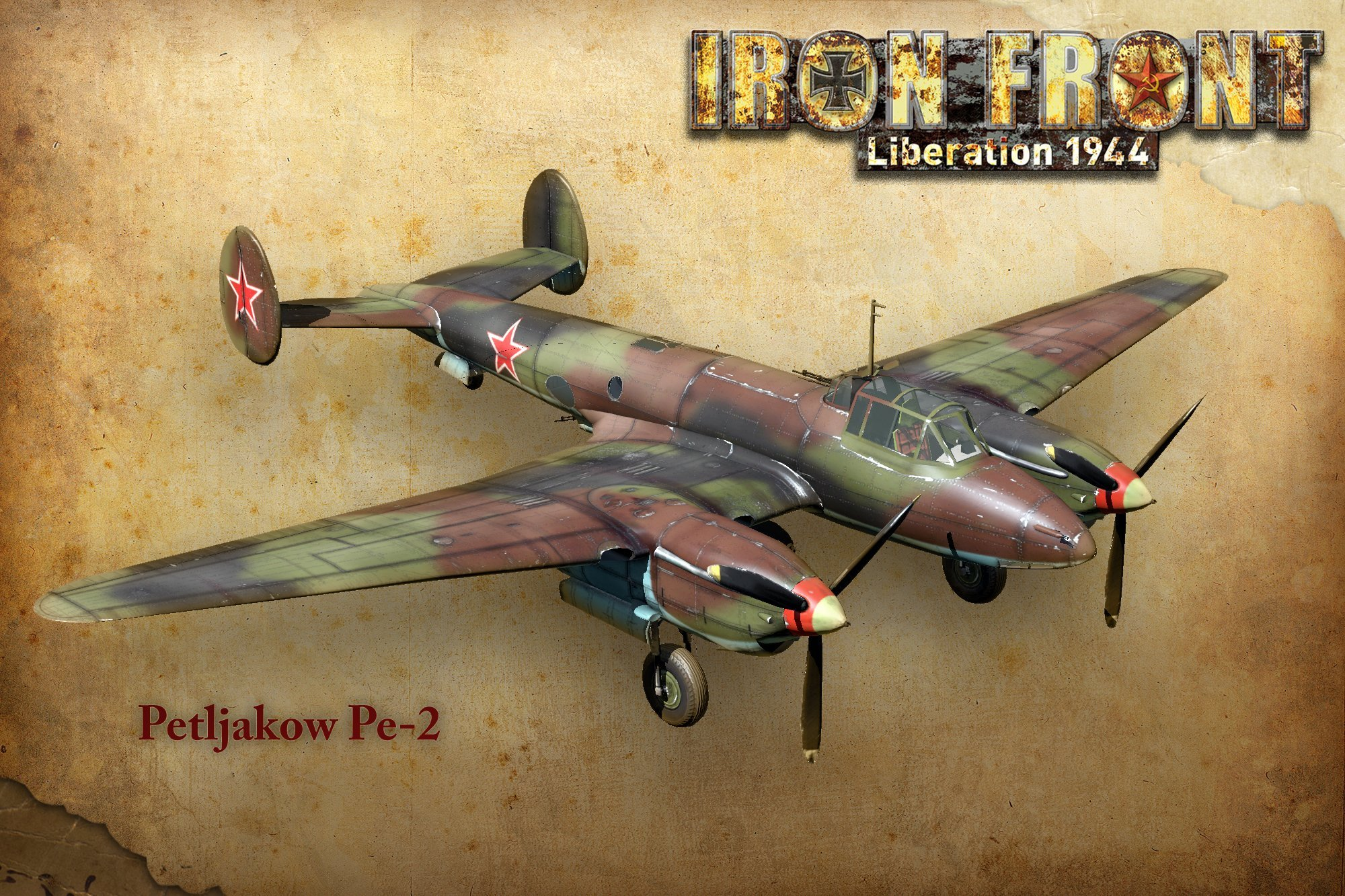 Iron Front Liberation 1944 Vehicles And Soldier Screenshots  #20059