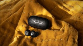 marshall true wireless earbuds