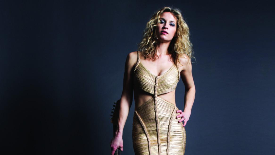"Ana Popovic: ""I hope I've inspired more girls to pick up guitars"" | MusicRadar"