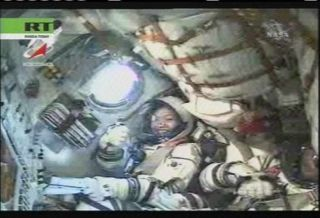New Cosmonaut Crew to Dock at Space Station