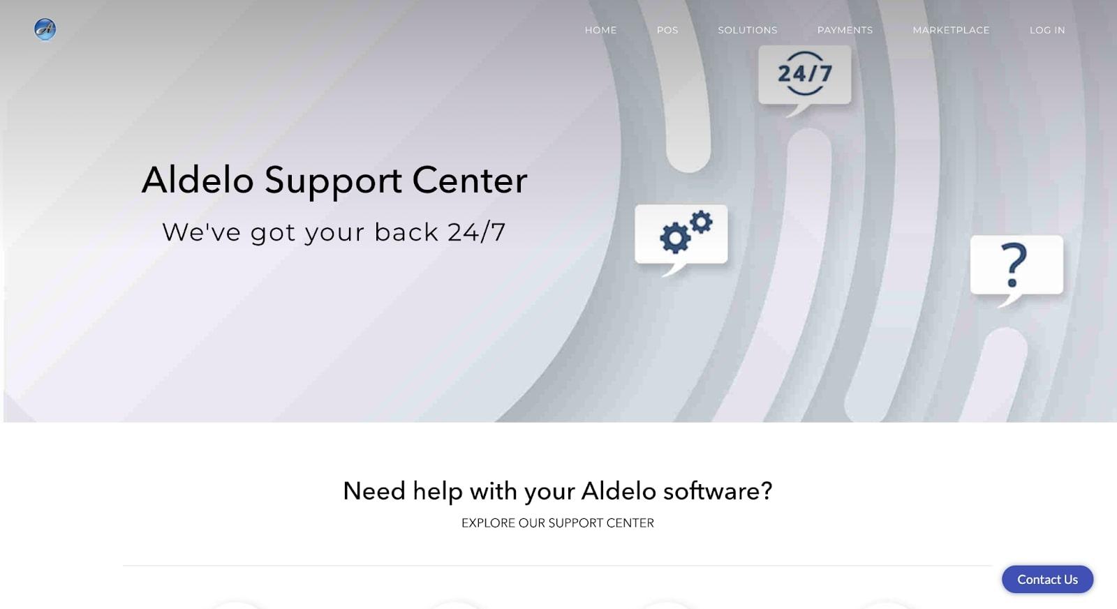 Aldelo POS review