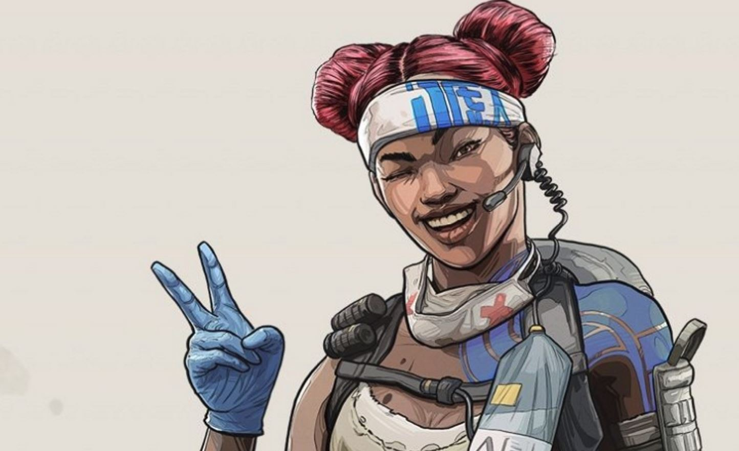 Big changes are coming to Apex Legends' resident medic, Lifeline